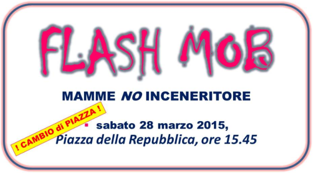FlashMob_Mamme-NO-Inceneritore