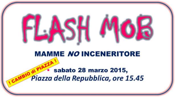 FlashMob_Mamme-NO-Inceneritore
